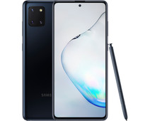 Samsung Galaxy Note 10 Lite 128 GB Zwart