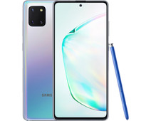 Samsung Galaxy Note 10 Lite 128 GB Zilver