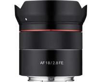 Samyang 18mm f/2.8 AF Sony FE