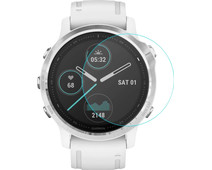 Just in Case Garmin Fenix 6S / 6S PRO / 6S Sapphire 42mm Screenprotector Glas