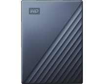 WD My Passport for Mac 2TB Type C Blauw