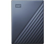 WD My Passport for Mac 4TB Type C Blue