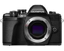 Olympus OM-D E-M10 Mark III + 14-42mm + 40-150mm Travelkit Zwart