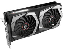 MSI GeForce GTX 1650 SUPER GAMING X