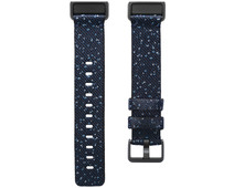 Fitbit Charge 4 Nylon Strap Midnight Size L