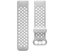 Fitbit Charge 4 Silicone Strap White L