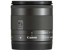 Canon EF-M 11-22mm f/4-5.6 IS STM Black