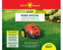 Wolf Garten Robo Long-acting Lawn Fertilizer RO-S 300