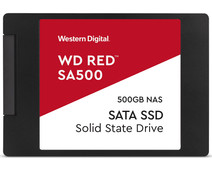 WD Red SA500 NAS 2,5 inch SSD 500GB
