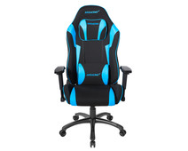 AKRacing Gaming Chair Core EX Wide SE - Zwart / Blauw