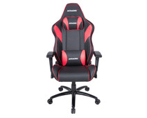 AKRacing Gaming Chair Core LX Plus - Zwart / Rood