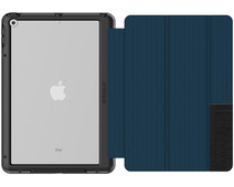 OtterBox Symmetry Folio Apple iPad (2020)/(2019) Book Case Blauw
