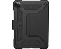 UAG Metropolis Apple iPad Pro 12,9 inch (2020) Book Case Zwart