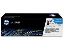 HP 125A Toner Cartridge Black