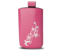 Valenta Leather Pocket Lily Pink 14