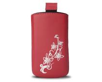 Valenta Leather Pocket Lily Red 14