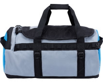 The North Face Gilman Duffel S Black/Mid Grey/Clear Lake Blue