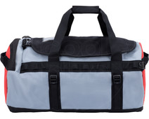 The North Face Gilman Duffel L 95L Black/Mid Grey/Fiery Red