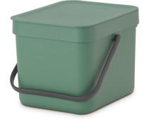 Brabantia Sort & Go 6 Liter Groen