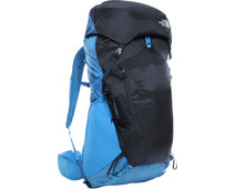 The North Face Banchee 65L Clear Lake Blue/Urban Navy - Slim Fit