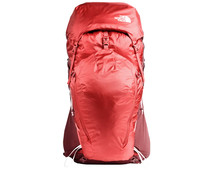 The North Face Women's Banchee 50L Barolo Red/Sunbaked Red - Slim Fit