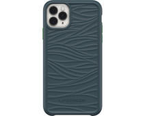 LifeProof WAKE Apple iPhone 11 Pro Max Back Cover Grijs