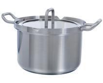 BK Q-Linair Master Glass Cooking Pot 20cm
