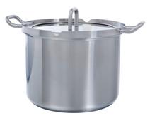 BK Q-Linair Master Glass Soup Pot 24cm
