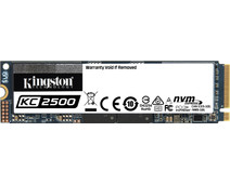 Kingston 500GB KC2500 M.2 SSD