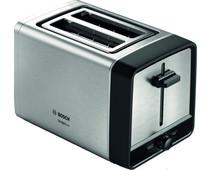 Bosch TAT5P420 Compact toaster RVS