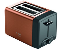 Bosch TAT4P429 Compact Toaster Copper