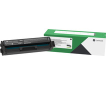 Lexmark C332 Toner Cartridge Black (High Capacity)
