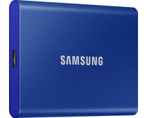 Samsung Portable SSD T7 500GB Blauw