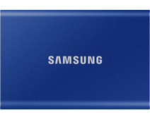 Samsung T7 Portable SSD 2TB Blauw