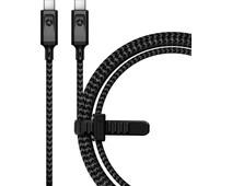 Nomad Usb C naar Usb C Kabel Nylon 1,5m (60 watt)