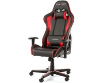 DXRacer FORMULA Gaming Chair Zwart/Rood
