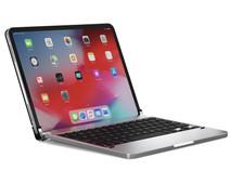 Brydge Apple iPad Pro 11 inch (2020/2018) Bluetooth Toetsenbord Hoes Zilver