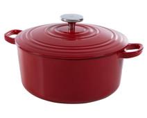BK Bourgogne Dutch Oven 28cm Chili Red