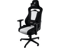 Nitro Concepts E250 Gaming Chair Black/White