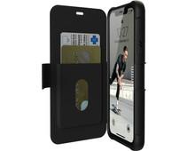 UAG Metropolis Apple iPhone 11 Book Case Zwart