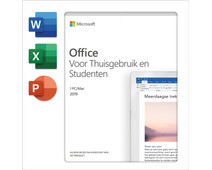 Microsoft Office 2019 Home and Student EN