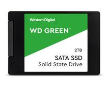 WD Green 2,5 inch SSD 2TB