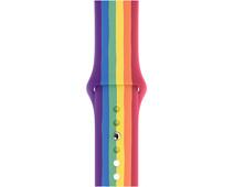 Apple Watch 42/44mm Siliconen Horlogeband Sport Pride