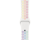 Apple Watch 38/40mm Silicone Watch Strap Nike Sport Pride
