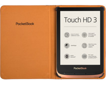 PocketBook Book Touch HD 3/Color/Touch Lux 4/5 Book Case Bruin