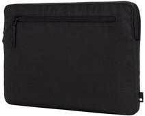 """Incase Compact Sleeve MacBook Pro 15""""/16"""" Zwart"""