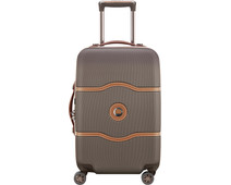 Delsey Châtelet Air Cabin Size Spinner 55cm Chocolate