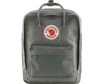Fjällräven Kånken Re-Wool Granite Gray 16L