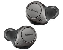 Jabra Elite 75t WLC with wireless charging Titanium Black