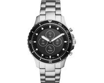 Fossil FB-01 Hybrid HR Smartwatch FTW7016 Zilver